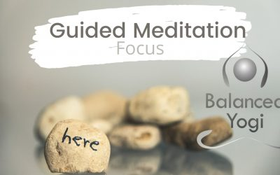 Guided Meditation for Focus and Presence