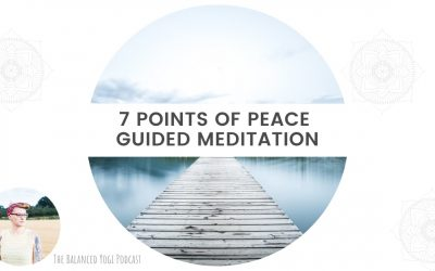 7 Points of Peace Guided Meditation