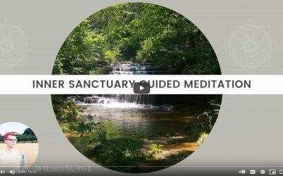 Inner Sanctuary Guided Meditation