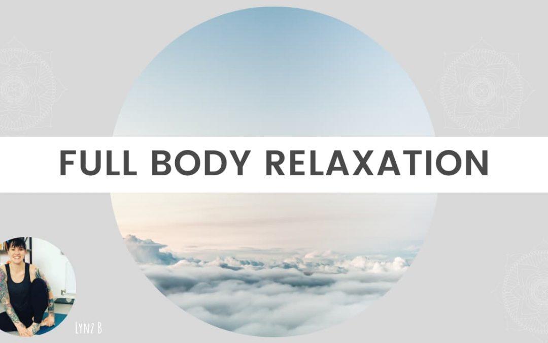 Full Body Relaxation
