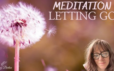Letting Go & Relax the Body – Guided Meditation