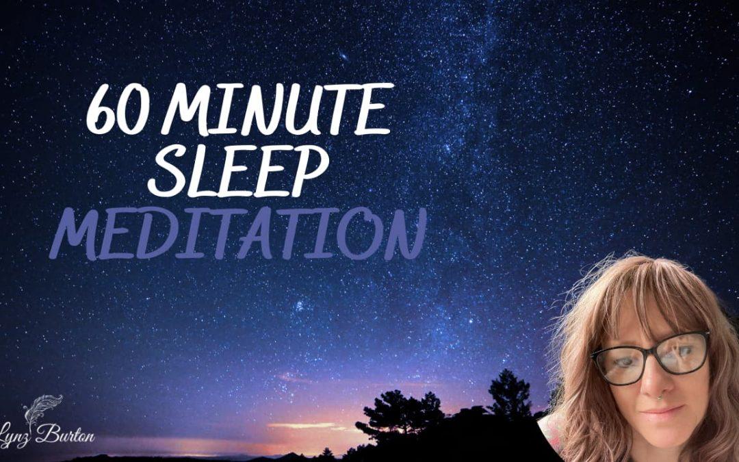 60-minute Deep Sleep Meditation Relaxation